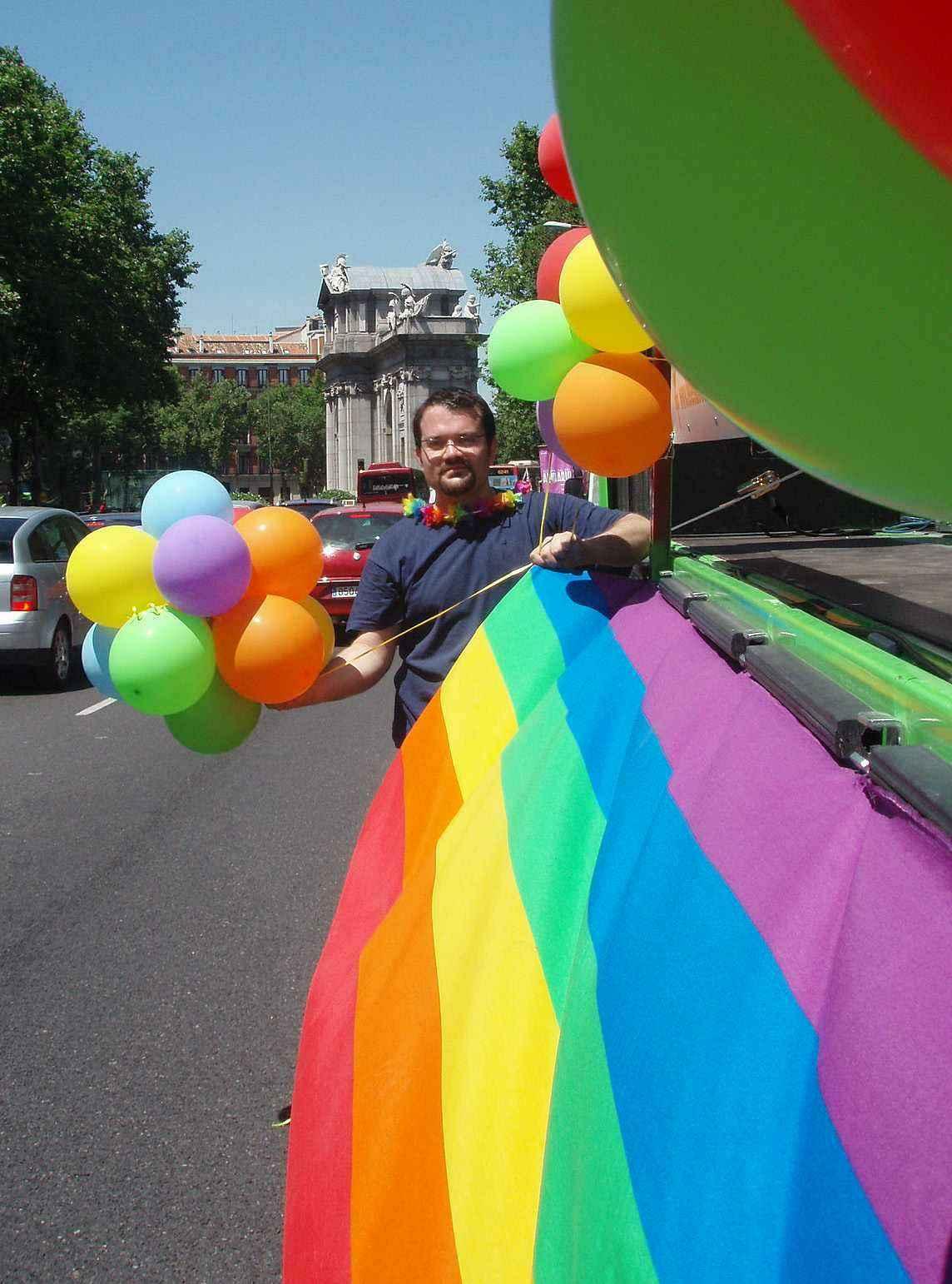Fiestas Orgullo Gay 2007 El Rinconcito de iSRa