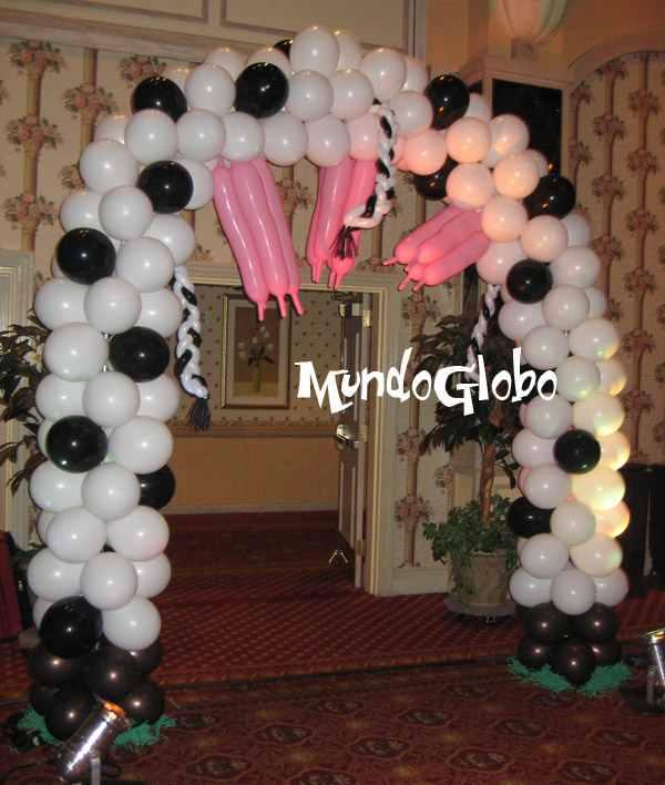 Mundoglobo preparaci n de fiestas for Decoracion para todo