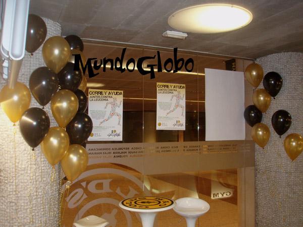 Mundoglobo preparaci n de fiestas - Decoracion de gimnasios ...
