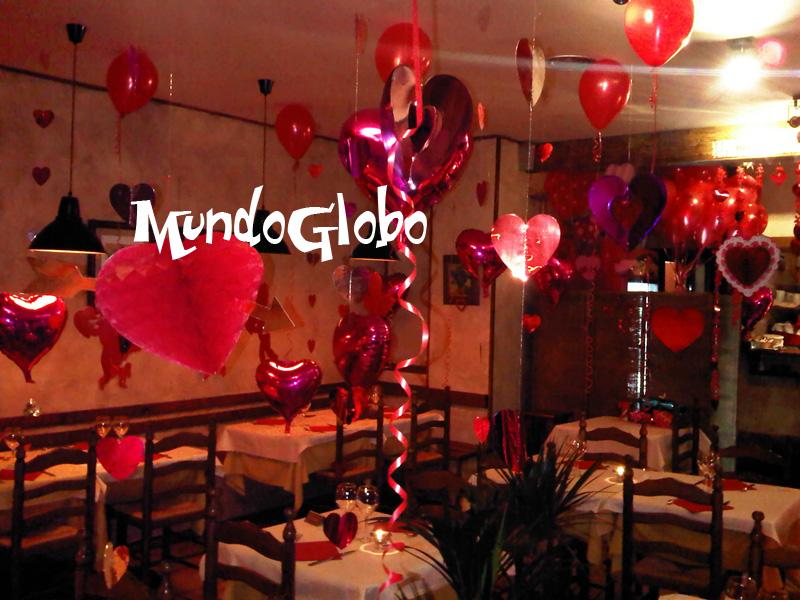 Mundoglobo preparaci n de fiestas - Decoraciones de bares ...